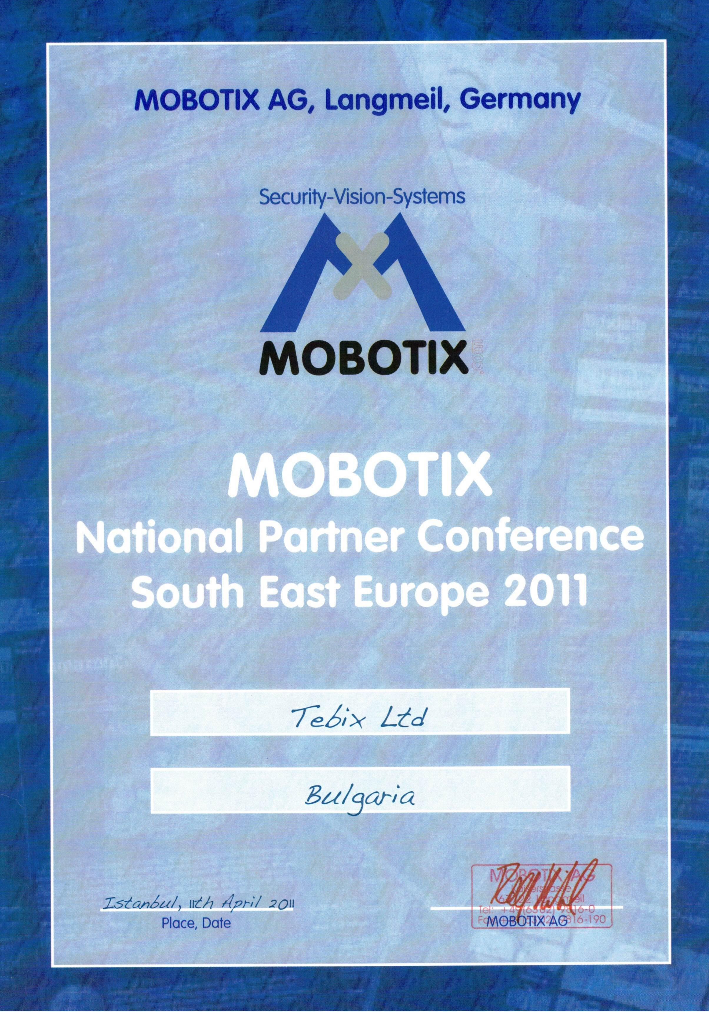 MOBOTIX national partner